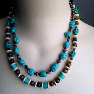 Half Full Designs original handcrafted jewelry